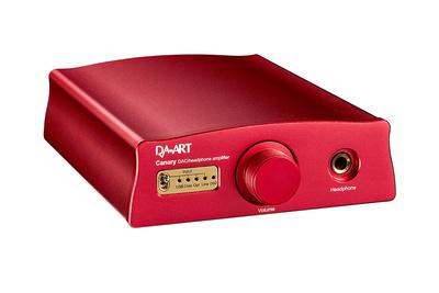 DAART Canary DAC jfet input class Aheadphone amp